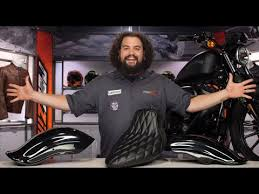 west eagle fenders for harley review at revzilla com youtube
