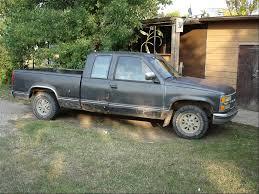Bought New a 1992 Catalina Blue Chevy Silverado pickup, short bed ...