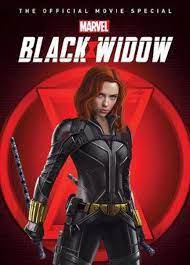 Black Widow Official Movie Special Book ...