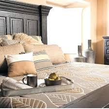 isabella dark pine bedroom set surround yourself in rustic splendor with the black 5 piece isabella bedroom set