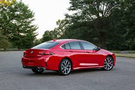 GM Reveals 2018 Buick Regal GS