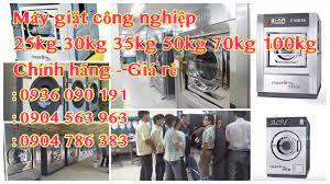 Giá Máy giặt 25kg – 30kg – 35kg – 50kg – 70kg – 100kg tại THE ONE RẺ NHẤT –  Giá bán máy giặt công nghiệp Korea