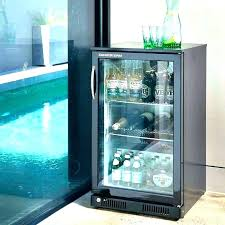 small glass door refrigerator mini fridge rs fl design home for refrigerat