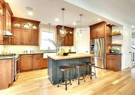 flooring for kitchen with oak cabinets pictures of kitchens with oak cabinets oak cabinets with granite