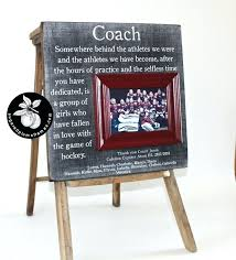 image 0 hockey picture frame frames coach gift ideas