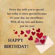 Happy Birthday Love Quotes Adorable 48 Unique Happy Birthday My Love Quotes Romantic Wishes BayArt