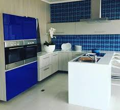 A cozinha azul tem se tornado uma tendência. 30 Cozinhas Decoradas Para Quem E Apaixonado Por Azul