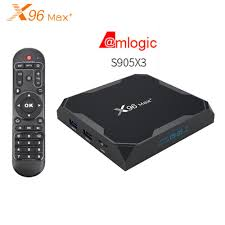 X96 Max+ Amlogic S905X3 Android 9.0 Smart Tv Box 2.4G 5G Wifi 8K Ultra HD  VP9 HDR Media Player 1000M LAN BT4.Top Box Box Tv Android Set Top Boxes  From Ecsale007, $30.03