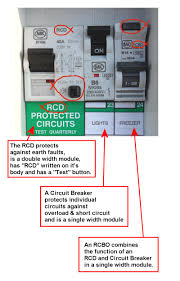 Rcd Tripping When Lights Turned On Eec247 Guide To Dealing With An Electrical Emergency