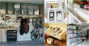 49 Brilliant Garage Organization Tips, Ideas and DIY Projects - DIY & Crafts