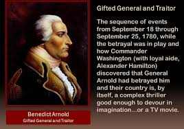 「Arnold met with Major John Andre and made his traitorous pact.」の画像検索結果