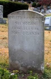 Henrietta Kirk Hogan Thorne (1846-1934) - Find A Grave Memorial
