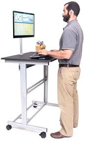 office table with wheels. desk on wheels mobile standing office chair replacement caster kit table with