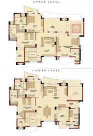 fascinating design house plan 4 bedroom duplex house plans india four bedroom duplex plan in