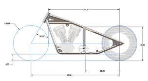 250 sportster frame plans