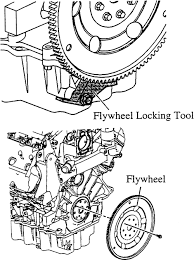 repair guides engine mechanical components flywheel or flexplate fig