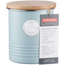 <b>Емкость</b> для хранения <b>кофе</b> Living, голубая (артикул 10496.14 ...