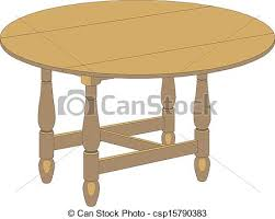 round table clipart. pin table clipart wooden #9 round