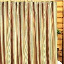 french ticking shower curtain ticking stripe curtains grey ticking stripe shower curtain ticking