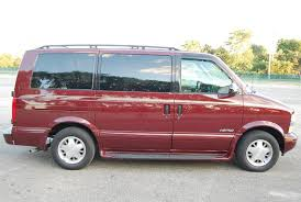 2000 Chevrolet Astro - Information and photos - ZombieDrive