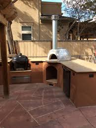 Pizza Oven Outdoor Kitchen Wood Fired Pizza Ovens Hi Tech Appliance
