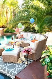 outdoor deck furniture ideas. Sofa Surprising Outdoor Patio Decor 4 Ideas Fun Colors For Outside Ainterest Tropical Staggering Photos Concept Deck Furniture