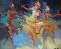 Art Pieces Paintings In The 2014 Nansemond Suffolk Academy Art Show Gloria