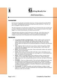 interview techniques freshers