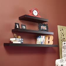 Image of: Floating Shelf Hayneedle With Floating Wall Shelves Use Wall  Corner To Install Floating