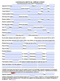 Sample Lease Application Form | Gratulfata