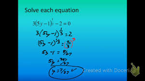 algebra 2 6 7 solving radical equations inequalities