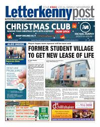 Letterkenny Post 19 10 17 By River Media Newspapers Issuu