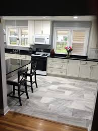 black countertops co contractor says about kitchen cabinets they do it right daytonpainted white
