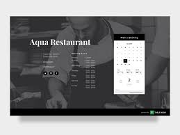 www.restaurant.com profile page