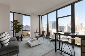 Inside The American Copper Buildings NYCs New Skyline Icon - Nice apartment building interior