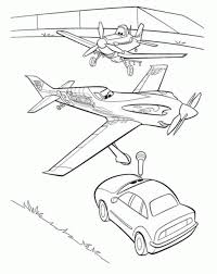 Planes Coloring Pages Dusty Pics Photos Planes Dusty Crophopper