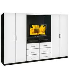 bedroom with tv. Aventa TV Wardrobe Wall Unit - Free Standing Bedroom With Tv D