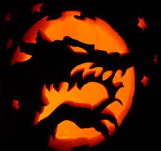 Werewolf Pumpkin Carving Patterns