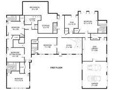 bedroom u shaped floor plans  courtyard   Carnaby Creek    u shaped house plans   courtyard   Google Search