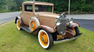 1931 Chevrolet Independence 3 Window Coupe   F32.1   Harrisburg 2016