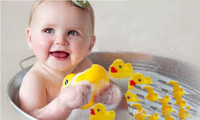 whole bag baby bath toy with sound kids mini yellow rubber duck swimming bathe gifts made in china bath toys mini yellow duck baby gift with