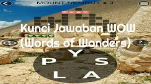 At the lake side d. Kunci Jawaban Wow Palau Nacional 7 Guru Ilmu Sosial