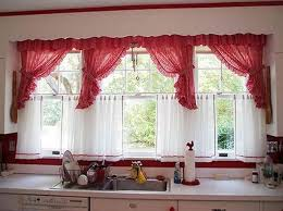 wine themed kitchen curtains with custom design