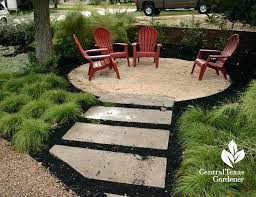 central texas gardener schedule front yard landscaping pictures pea gravel patio garden state plaza wonder central texas gardener