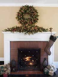 ... Orchard Harvest Large Mantel Swag Alt