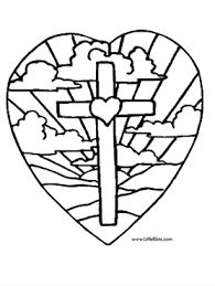 Easter Coloring Pages For Childrens Church Happy Easter
