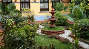 Small Picture Mexican Garden With Rocks And Border Amazing Mexican Garden
