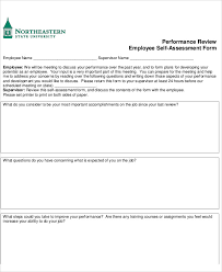 7+ Employee Self-Assessment Samples | Sample Templates