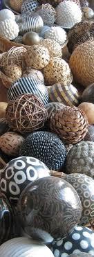 Decorator Balls Delectable 32 Best Decorative Balls Images On Pinterest Home Crafts Polka