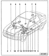 audi a4 quattro where can i a fuse panel diagram and graphic